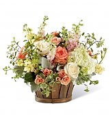 Flower Bouquets: The Bountiful Garden