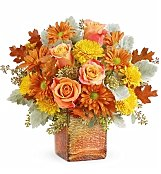 Flower Bouquets: Grateful Golden Bouquet