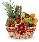 Fruit Gift Baskets: Season's Bounty